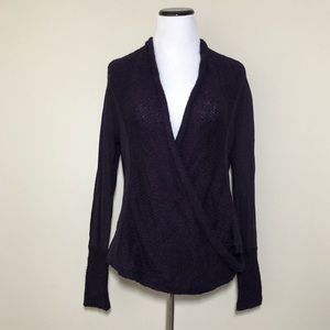 Anthro Angel of the North Lillie Wrap Cardigan